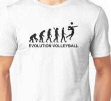 Evolution Volleyball Unisex T-Shirt