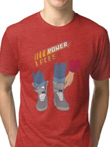 Power Laces! Tri-blend T-Shirt