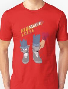 Power Laces! Unisex T-Shirt