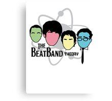 The BeatBand Theory Canvas Print