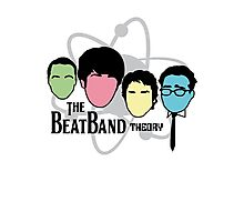 The BeatBand Theory Photographic Print