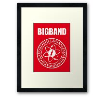 The Big Band Framed Print