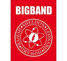 The Big Band Photographic Print