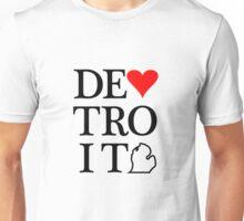 Detroit Love Unisex T-Shirt