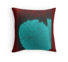 cats collection  - by Ana Canas Throw Pillow