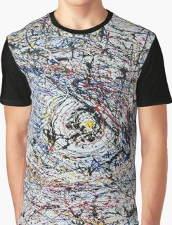 One of Pollock's eye Graphic T-Shirt