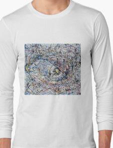 One of Pollock's eye Long Sleeve T-Shirt