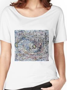 One of Pollock's eye Women's Relaxed Fit T-Shirt