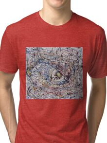 One of Pollock's eye Tri-blend T-Shirt