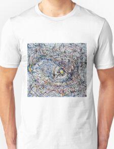 One of Pollock's eye Unisex T-Shirt