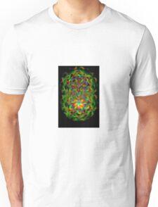 Twin Souls Mandala Unisex T-Shirt