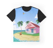 Kame House Graphic T-Shirt