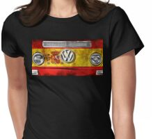VW -SPAIN Womens Fitted T-Shirt