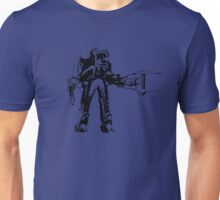 Riply Power Loader B&W Unisex T-Shirt