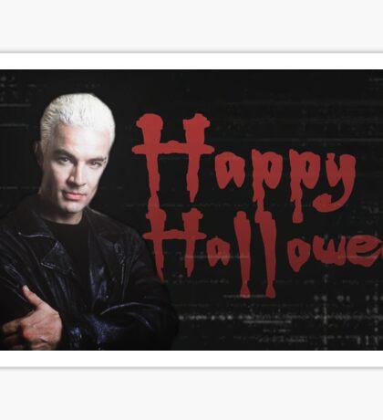 Spike - Happy Halloween  Sticker