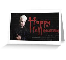 Spike - Happy Halloween  Greeting Card