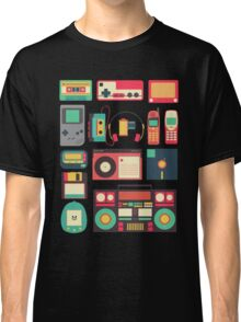 Retro Technology Classic T-Shirt