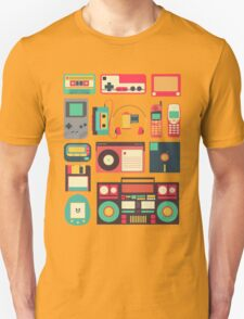 Retro Technology Unisex T-Shirt