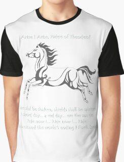 Ride Rohirrim ! Graphic T-Shirt