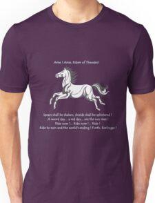 Ride Rohirrim ! Unisex T-Shirt