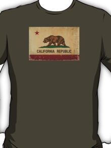 California State Flag VINTAGE T-Shirt