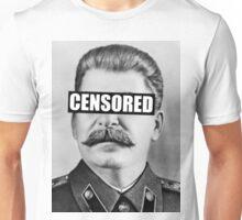 Censor Leaders - Joseph Stalin Unisex T-Shirt