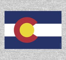 Colorado State Flag  by USAswagg