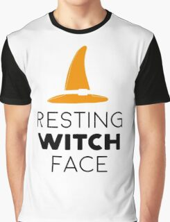 Resting witch face Graphic T-Shirt