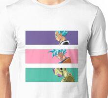 Dragonball Super bars Unisex T-Shirt