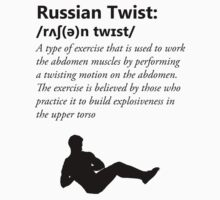 Russian Twist Defintion by nosnia
