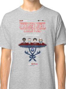16-bit Stranger Things Classic T-Shirt
