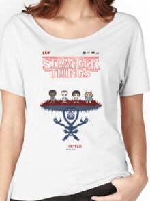 16-bit Stranger Things Women's Relaxed Fit T-Shirt