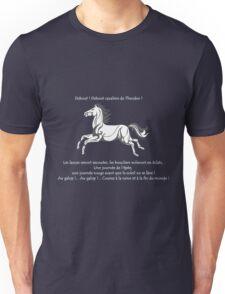 A l'attaque Rohirrim ! Unisex T-Shirt