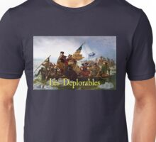 Les Deplorables Crossing the Delaware Unisex T-Shirt