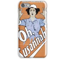 Performing Arts Posters Charles Frohmans new comedy Oh Susannah 1194 iPhone Case/Skin