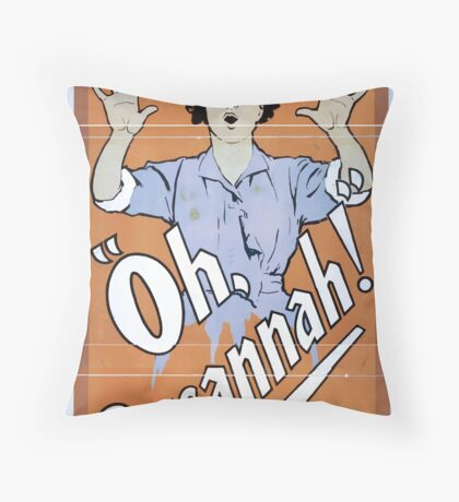 Performing Arts Posters Charles Frohmans new comedy Oh Susannah 1194 Throw Pillow