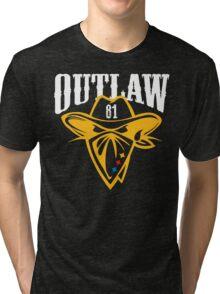 OUTLAW 81 Tri-blend T-Shirt