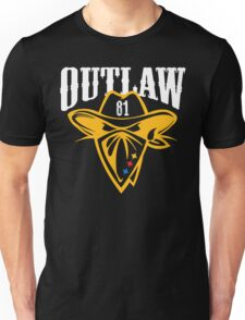 OUTLAW 81 Unisex T-Shirt