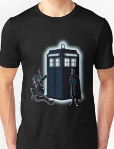 He'll Send You To The Past T-Shirt