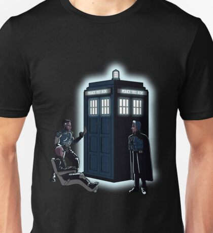He'll Send You To The Past Unisex T-Shirt
