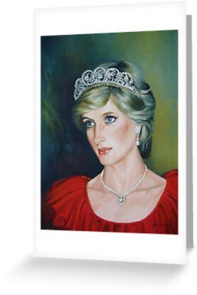Princess Diana by Elena Oleniuc