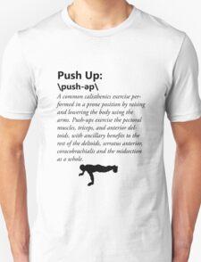 Press Up Definition Unisex T-Shirt