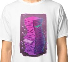 Book Stack Classic T-Shirt