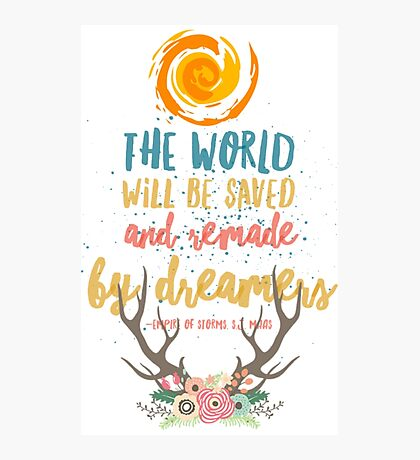 dreamers Photographic Print