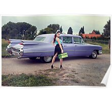 Miss Cadillac Poster