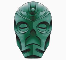 traditional dragon priest mask Kids Clothes