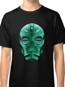 traditional dragon priest mask Classic T-Shirt