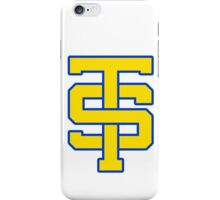 Taylor Swift High School Cheerleading Logo - Shake It Off - 1989 #shakeitoff #1989 iPhone Case/Skin