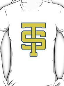Taylor Swift High School Cheerleading Logo - Shake It Off - 1989 #shakeitoff #1989 T-Shirt