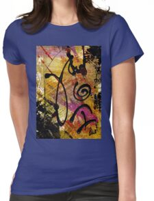 Elation Womens Fitted T-Shirt